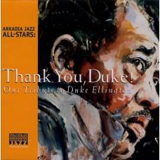 Arkadia Jazz All-Stars - THANK YOU, DUKE !