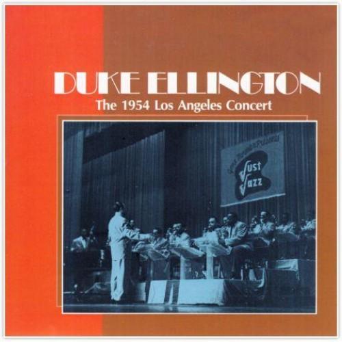 Duke Ellington - The 1954 Los Angeles Concert  [LP]