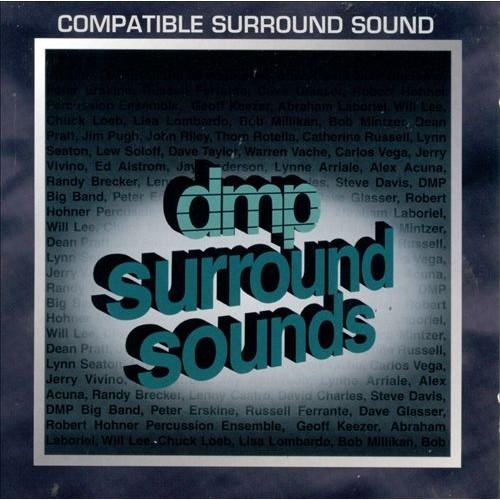 DMP SURROUND SOUNDS - Various Artists [20-bit]