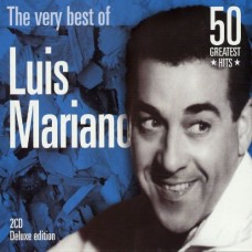 Luis Mariano - THE VERY BEST OF LUIS MARIANO [2CD]