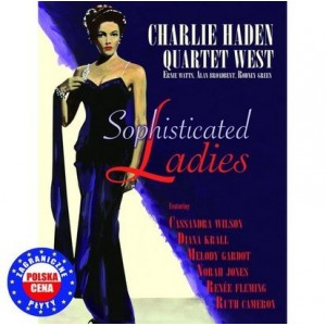 Charlie Haden Quartet West - Sophisticated Ladies (CD)