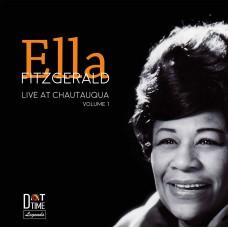 Ella Fitzgerald - LIVE AT CHAUTAUQUA VOL.1