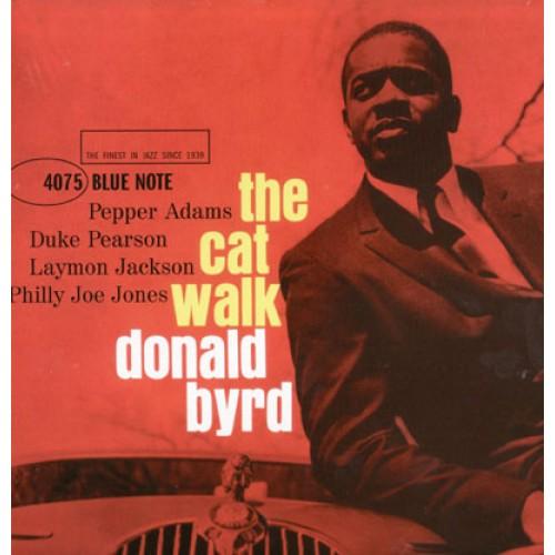 Donald Byrd - THE CAT WALK [LP]