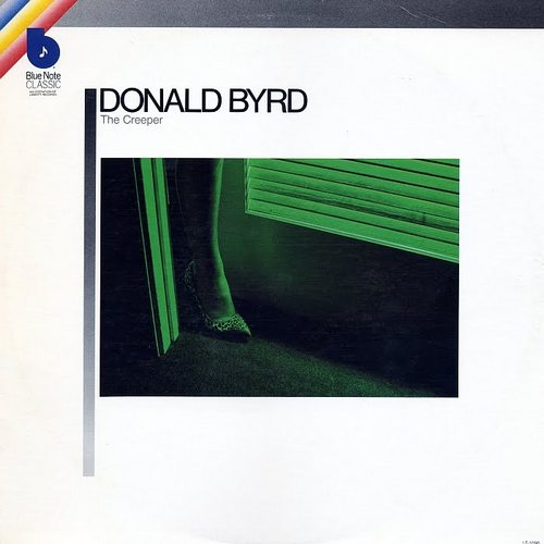 Donald Byrd - THE CREEPER [LP]