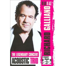 Richard Galliano - ACOUSTIC TRIO [DVD]