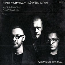 Paweł Kaczmarczyk Audiofeeling Trio - SOMETHING PERSONAL [2LP/180g, limited edition]