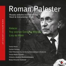 Roman Palester - Muzyka wokalno-instrumentalna