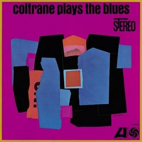 John Coltrane - COLTRANE PLAYS THE BLUES [LP]