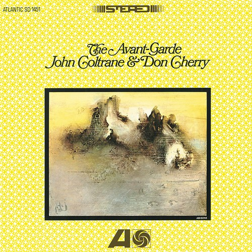 John Coltrane & Don Cherry - THE AVANT-GARDE [LP]
