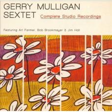 Gerry Mulligan Sextet - COMPLETE STUDIO RECORDINGS