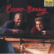 Oscar Peterson & Benny Green - OSCAR & BENNY