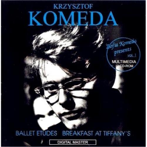 Krzysztof Komeda - BALLET ETUDES/BREAKFAST AT TIFFANY'S