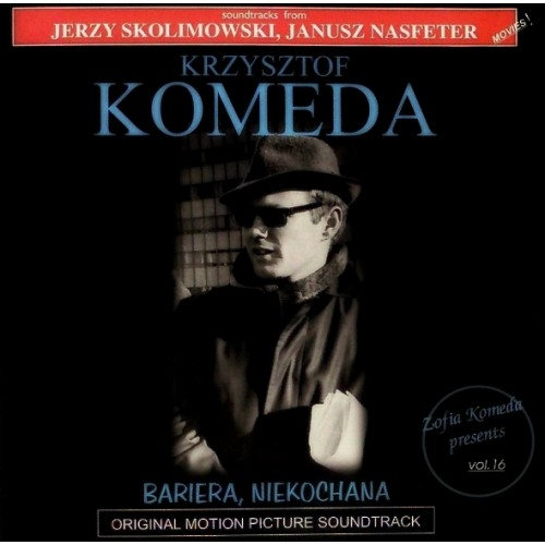 Krzysztof Komeda - BARIERA/NIEKOCHANA [Original Soundtrack]