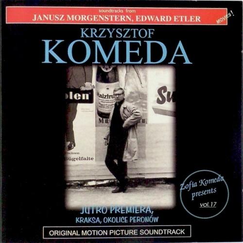 Krzysztof Komeda - JUTRO PREMIERA/KRAKSA/OKOLICE PERONÓW