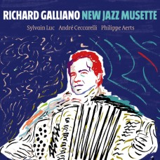 Richard Galliano - NEW JAZZ MUSETTE [2CD]