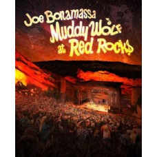 Joe Bonamassa - MUDDY WOLF AT RED ROCKS [2DVD]