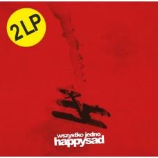 Happysad - WSZYSTKO JEDNO [2LP/180g Limited Edition - Nr. 503]