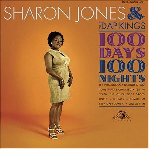 Sharon Jones & The Dap-Kings - 100 DAYS, 100 NIGHTS [LP]