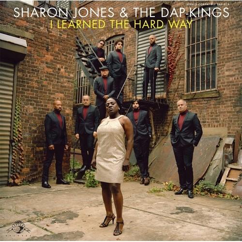 Sharon Jones & The Dap-Kings - I LEARNED THE HARD WAY [LP]