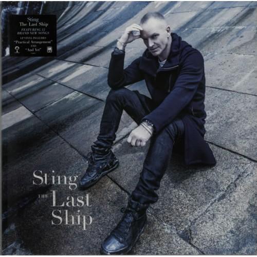 Sting - THE LAST SHIP [LP]