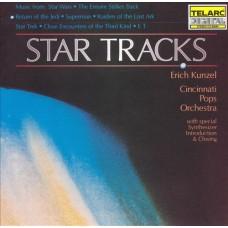 Erich Kunzel/Cincinnati Pops Orchestra - STAR TRACKS
