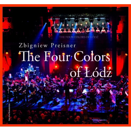 Zbigniew Preisner - THE FOUR COLOURS OF ŁÓDŹ (DVD)