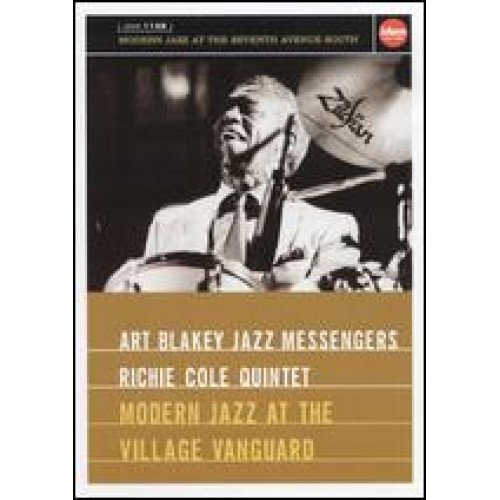 Art Blakey Jazz Messengers - MODERN JAZZ AT THE VILLAGE VANGUARD