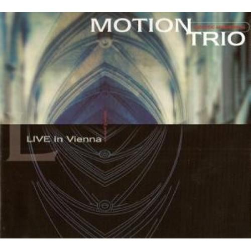 Motion Trio - Live In Vienna [CD]