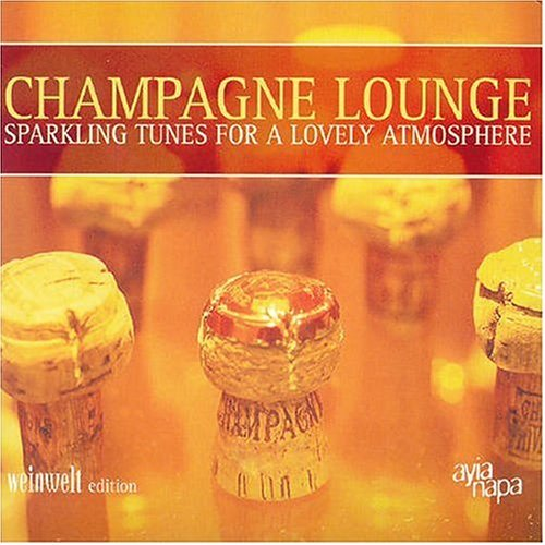 CHAMPAGNE LOUNGE - Various Artists [2CD]