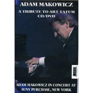 Adam Makowicz - A TRIBUTE TO ART TATUM