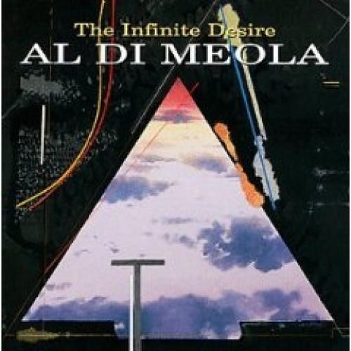 Al Di Meola - The Infinite Desire [CD]