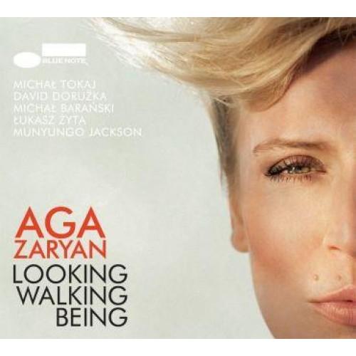 Agnieszka Skrzypek vel Aga Zaryan - LOOKING WALKING BEING